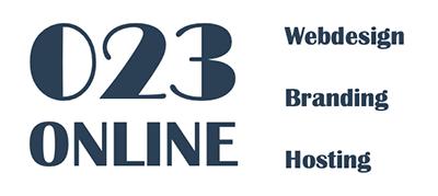 023ONLINE Webdesign Branding